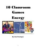 10 Classroom Games Energy