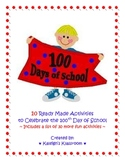 10 Great 100th Day of School Activities and More!!!!