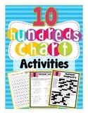 Hundreds Chart Actitivites