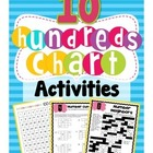 Hundreds Chart Actitivites