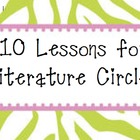10 Lessons for Literature Circles