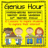 Genius Hour - Foundational Lesson Plans for Personalized Learning