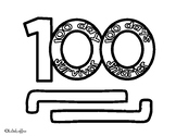 100 Days Of School Glasses [For Students]