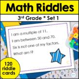 100 Riddles for the Hundred Chart for Third Grade