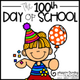 100th Day of School! {A mini-unit to celebrate the 100th day!}