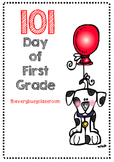 101 Day of First Grade