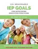 110+ Measurable IEP Goals and Objectives for Developing Ex