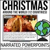 12 Days of Christmas Around the World GROWING BUNDLE {Powe