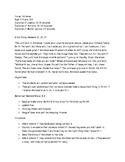 15 Week Church Curriculum (Nursery or Children's Church)