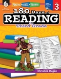 180 Days of Reading for Third Grade (eBook)