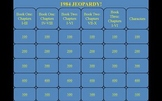 1984 by George Orwell Jeopardy PowerPoint Game