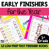 1st Grade BAT Book - 90 Common Core Activities for Early F
