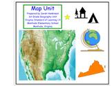 1st Grade Geography Unit