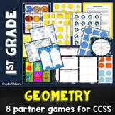 Geometry 1st Grade