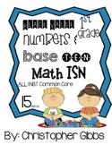 1st Grade Place Value Interactive Student Notebook NBT