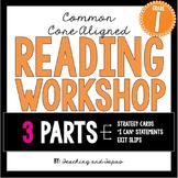 1st Grade Reading Workshop Strategies and Skills Aligned t