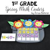 1st Grade Spring Math Centers