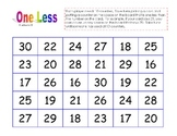 1st grade Common Core number sense games