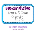 Bucket-Filling Game & Lesson Plan (gr. 2-5)