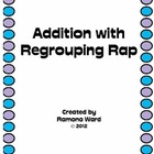 2 Digit Addition with Regrouping Rap
