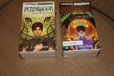2 Pendragon Books on Tape - Sealed :  Black Water & The Lo