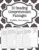 20 Reading Comprehension Passages