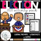 2012 Election Day Pack & Activities