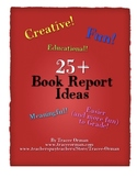 25+ Book Report Alternative Assignments