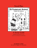 26 Fairmont Avenue - Novel-Ties Study Guide