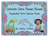 Ocean Quest Differentiated Expanded Form Small Group or Ma