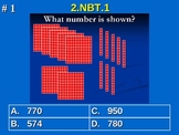 2nd Grade Common Core Math 2 NBT.1 Understand Place Value 2.NBT.1