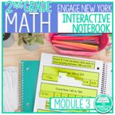 2nd Grade Interactive Math Notebook: Engage NY Module 3