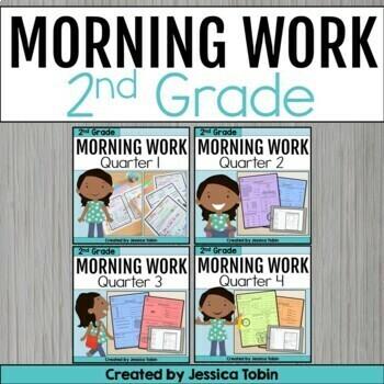 Morning Work 2nd Grade