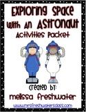 2nd Grade Reading Street Unit 1.2 Exploring Space Activiti