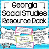 2nd Grade Social Studies Pack - Georgia