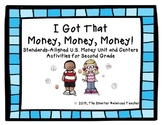 2nd Grade Standards-Aligned U.S. Money Centers