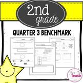 2nd Grade Third Quarter Math Assessment