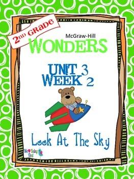 2nd Grade Wonders Reading ~ Unit 3 Week 2 ~ Look at the Sky