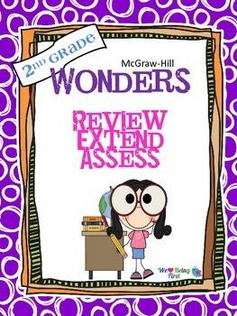 2nd Grade Wonders ~ Unit 1 Week 6 ~ Review and Assess