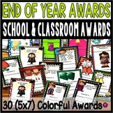30 END OF SCHOOL AWARDS