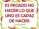 30 Inspirational Quote Signs for Your Classroom (Spanish a