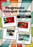 30 Progressive Emergent Readers, Beginning Reader Series, Level 2
