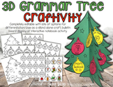 3D Grammar Tree Craftivity