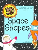 3D Space Shapes - A 10 day Geometry Unit all about 3D Shapes