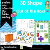 3D shapes - Out of the box!