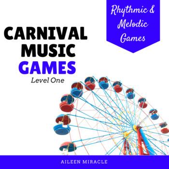 Carnival Music Games {Level 1}