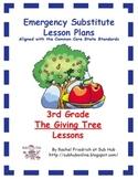 3rd Grade CCSS Emergency Sub Plans