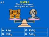 3rd Grade Common Core Math 3 MD.2 Measurement and Data