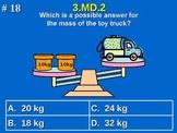 3rd Grade Common Core Math Comprehensive Practice #1 All 2