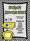 3rd Grade Common Core-Perimeter and Area Robot Designer Cr